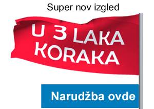 Narudzba magnetnih trepavica u Lala Šopu Nema više čekanja Najbolja Ponuda Izaberi Model