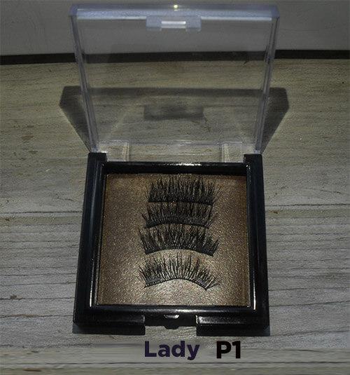 LadyP1 magnetne trepavice kutija