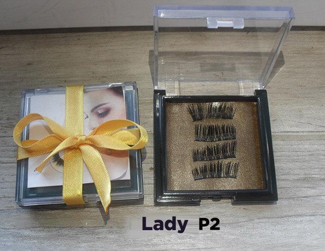 LadyP2 magnetne trepavice kutija