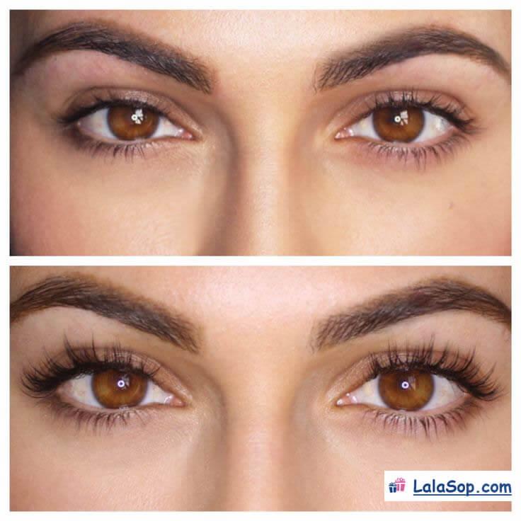 eyelash iskustva kako izgleda